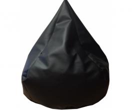 Sedalna vreča XXL 02, barva črna, volumen 250 litrov