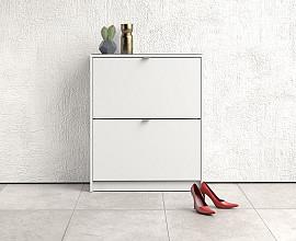 Omarica za čevlje Function 09 Barva bela