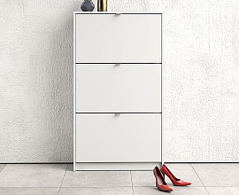 Omarica za čevlje Function 10 Barva bela