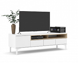 Tv element Sony 05 Barva bela hrast