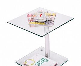 Klubska miza Glass 02