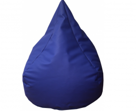 Sedalna vreča XXL 02, barva modra, volumen 250 litrov
