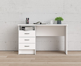 Pisalna miza 120 Barva bela