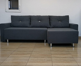 Sedežna garnitura Ambra, Barva siva