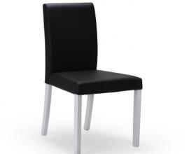 Stol Dianna, Barva črno, bela