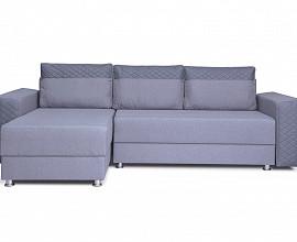 Sedežna garnitura Esprit Barva siva, leva ali desna postavitev