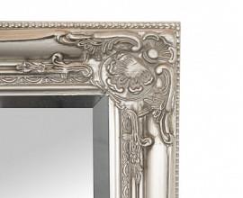 Ogledalo Pozzallo 50x70 cm Barva srebrna