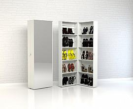Omarica za čevlje Function 16 Barva bela
