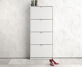 Omarica za čevlje Function 18 Barva bela