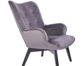 Fotelj Relax 02 Barva siva