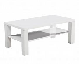 Klubska miza Greta Barva bela