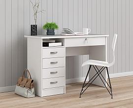 Pisalna miza 110 Barva bela