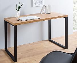Pisalna miza 13 Barva hrast, črna