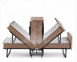 Zložljiva postelja Prestige 150x200 Komplet