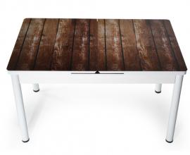 Jedilna miza Kreta, raztegljiva
