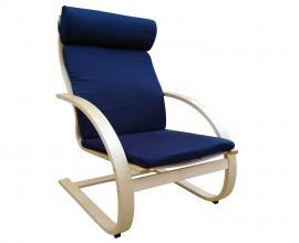 Fotelj Relax 04 Barva modra