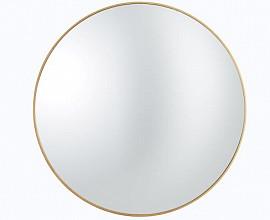 Ogledalo Enna fi 60 cm Barva zlata