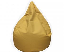 Sedalna vreča XXL 02, barva rumena, volumen 250 litrov