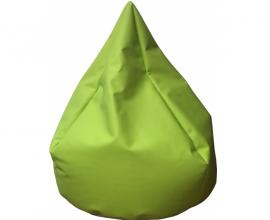 Sedalna vreča XXL 02, barva zelena, volumen 250 litrov