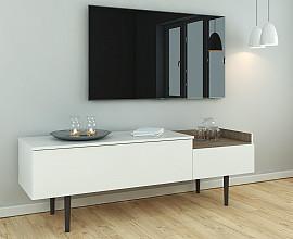 Tv element Sony 49 Barva bela oreh