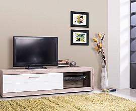 TV element Sony 08 Barva Sivi hrast, bela visoki sijaj