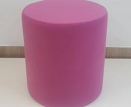 Tabure mikra, Barva roza