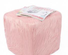 Tabure 15 Barva roza 38x38 cm