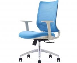 Pisarniški stol Williams Barva modra,
