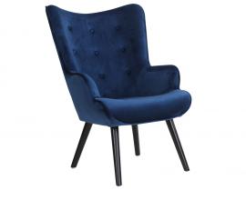 Fotelj Relax 01 Barva modra