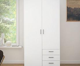 Omara Focus 2 vrata+3 predali Barva bela