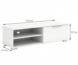 Tv element Sony 01 Barva bela visoki sijaj