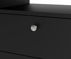 TV element Amalfi Barva črna