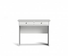Pisalna miza Florence 24 Barva bela