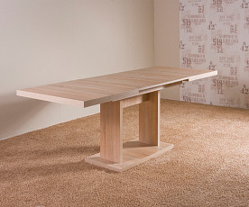 Jedilna miza Lemnos raztegljiva