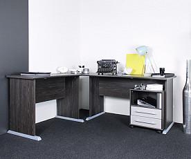 Pisalna miza Bonn 01 s predalnikom Barva venge