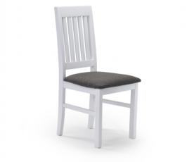 Jedilni stol  Positano Barva bela, siva