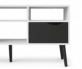 Tv element Sony 24 Barva bela črna mat