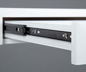 Pisalna miza Stina, Barva bela