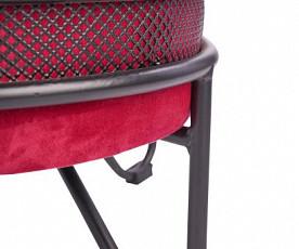 Tabure 03 Barva Rdeča 35 cm