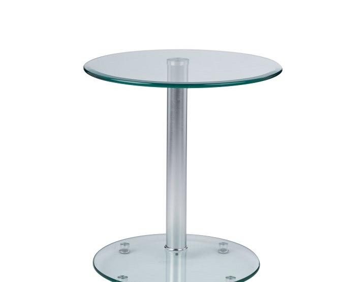 Klubska miza Glass 01