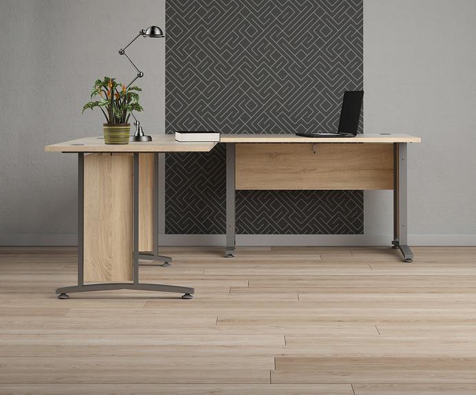 Pisalna miza Professional 07 Barva hrast