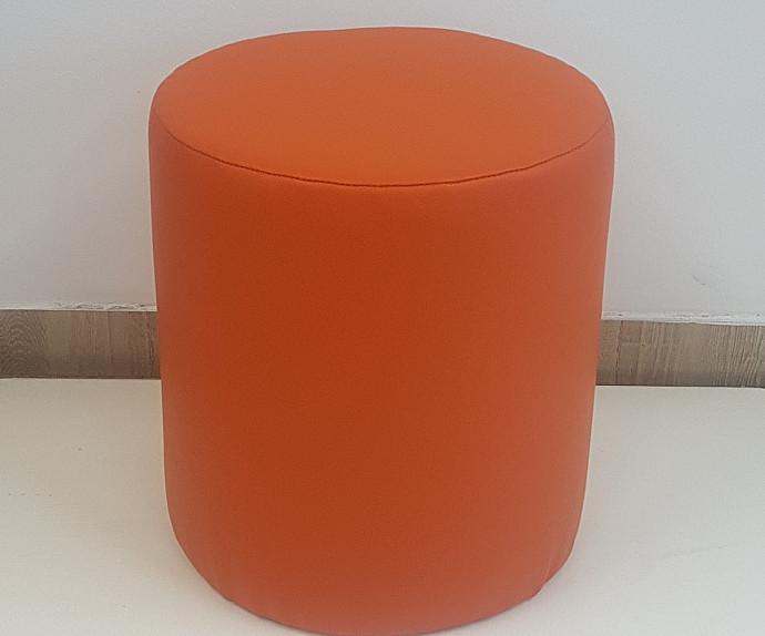 Tabure umetno usnje, Barva oranžna